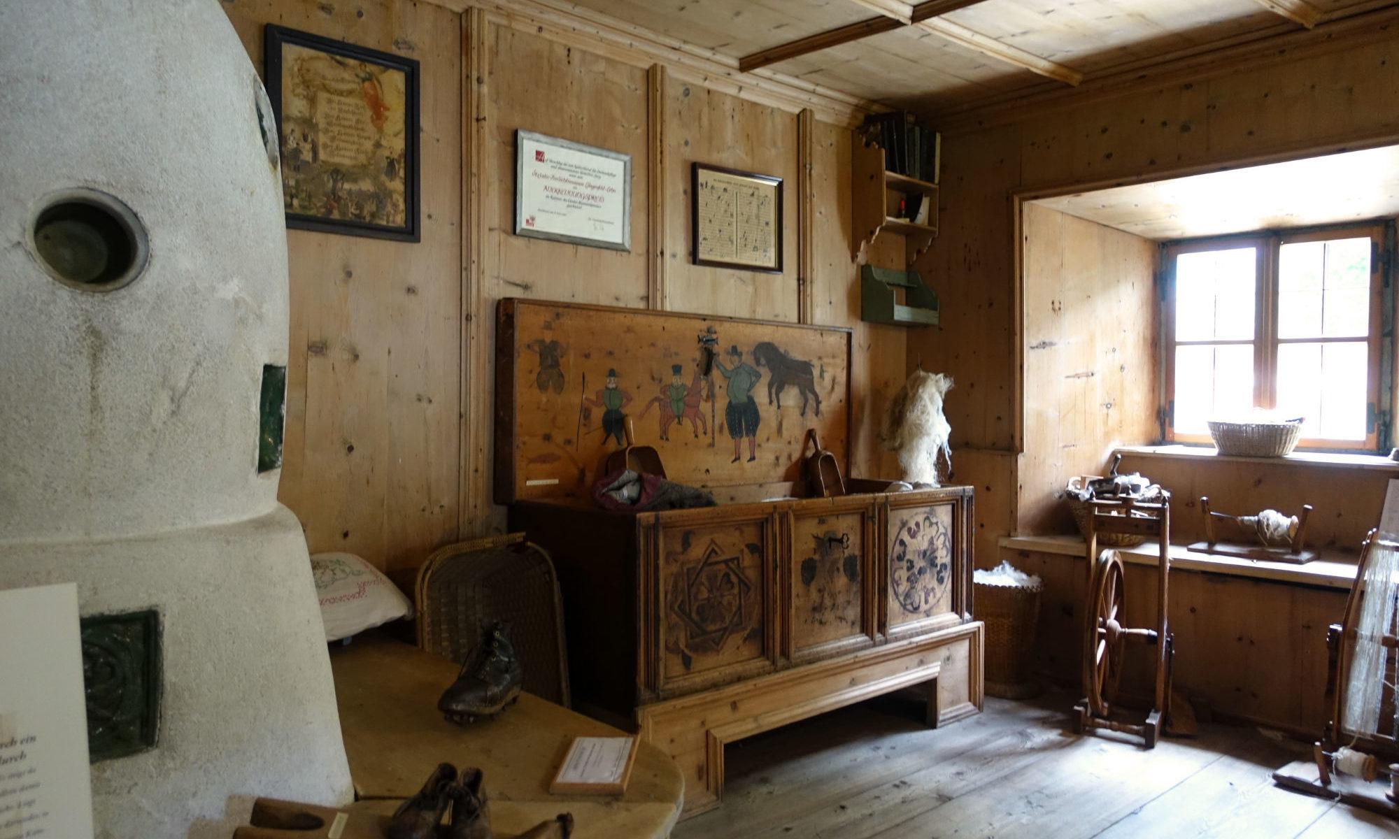 Ötztaler Heimatmuseum, Lehn bei Längenfeld