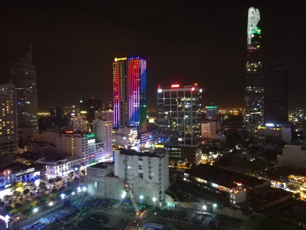 Ho Chi Minh City Downtown, Vietnam