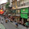 Altstadt von Hanoi, Vietnam