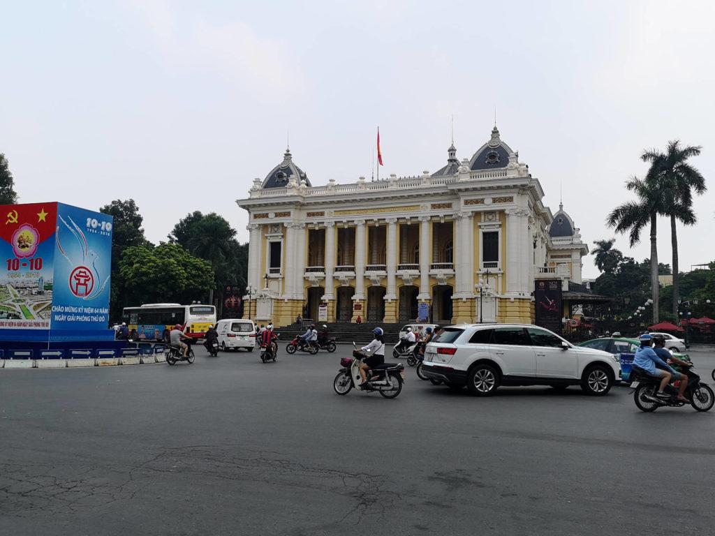 Oper von Hanoi, Vietnam