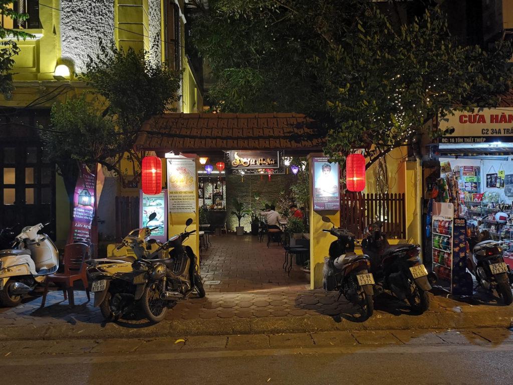 Restaurant Old Hanoi, Hanoi, Vietnam