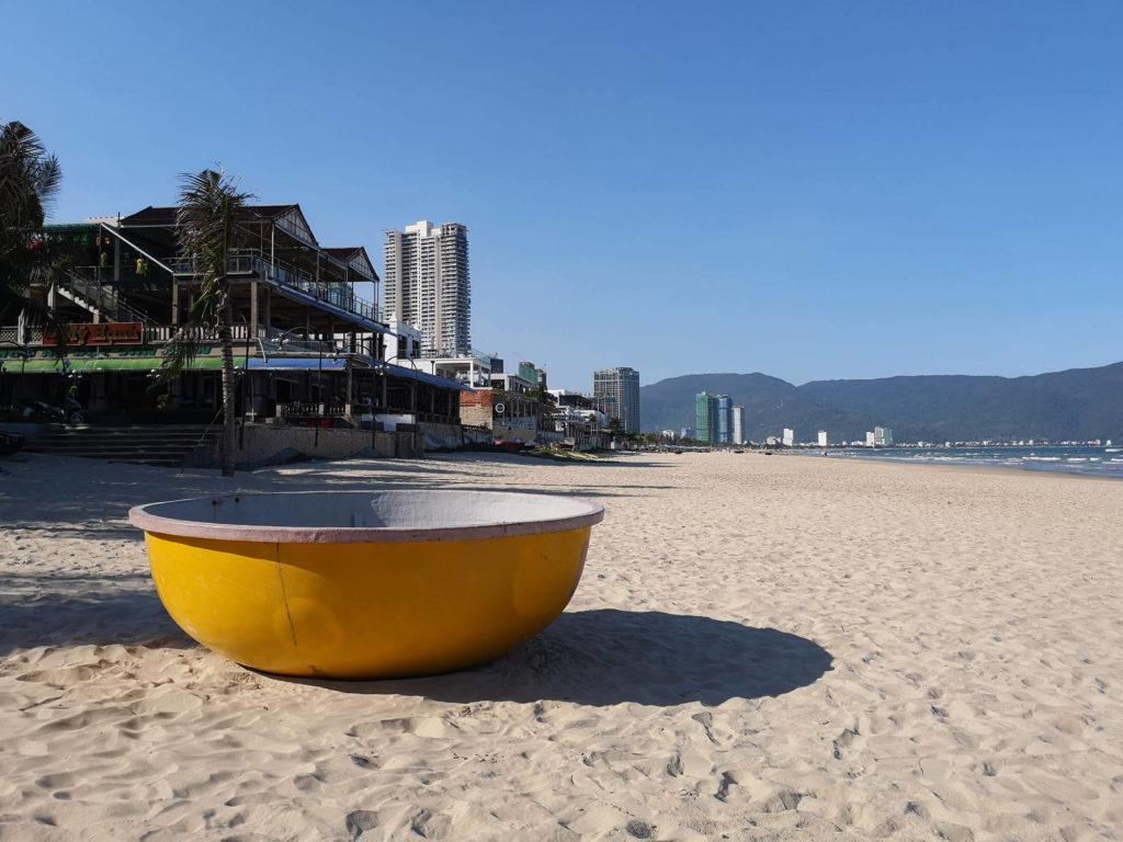 Strand in Danang